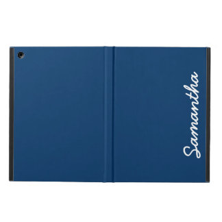 Personalized iPad air case | Custom color