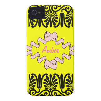 Personalized iPhone 4/4S Flexible Plastic Shell iPhone 4 Case-Mate Cases