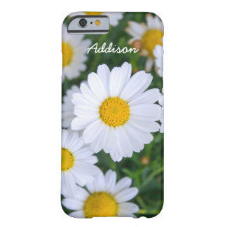 Personalized iPhone 6 Cases Daisy Add Your Text