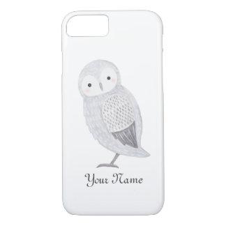 Personalized iPhone Case Custom Cute Owl iPhone