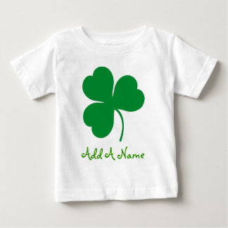 Personalized Irish Baby Tee