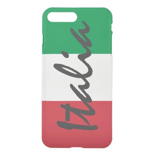 Personalized Italia Flag iPhone 8 Plus/7 Plus Case