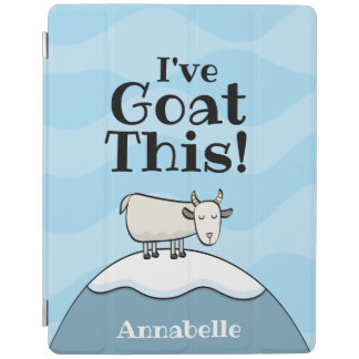 Personalized I've Goat This iPad Cover