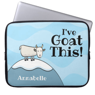 Personalized I've Goat This Laptop Case