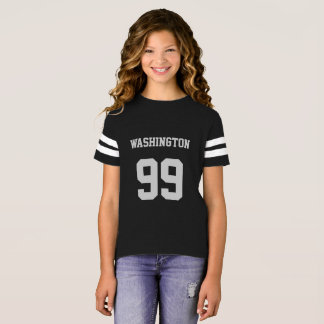 Personalized Jersey T-Shirt