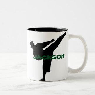 Personalized Karate Mug