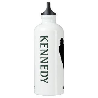 Personalized Kennedy Monogram K Lacrosse Male Water Bottle