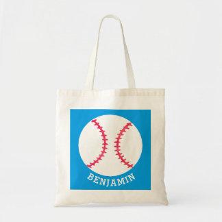 Personalized Kids Baseball Sports Blue Sport