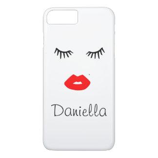 Personalized Lady iPhone 8 Plus/7 Plus Case