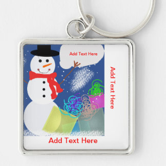 Personalized Large Keychain for Young Kids