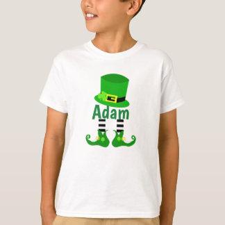 Personalized Leprechaun T-shirt