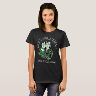 PERSONALIZED  Lyme Disease Shirt