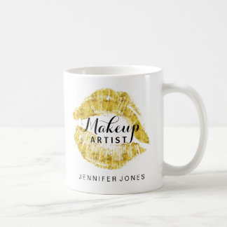 Personalized Makeup Artist Coffee Mug