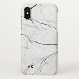 Personalized Marble iPhone X Case   CaseMate