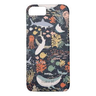 Personalized | Marine Life iPhone 8/7 Case