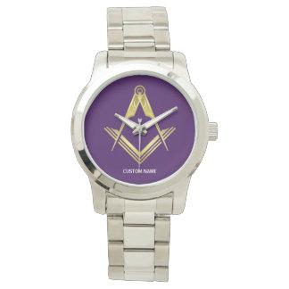 Personalized Masonic Gifts | Freemason Watches