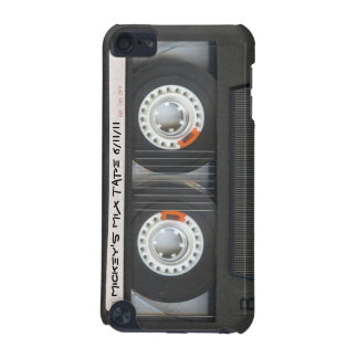 Personalized Mix Tape iPod Case