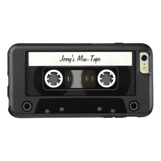 Personalized Mix Tape OtterBox iPhone 6/6s Plus Case