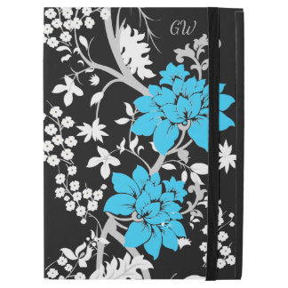 """Personalized Modern floral iPad Pro 12.9"""" Case"""