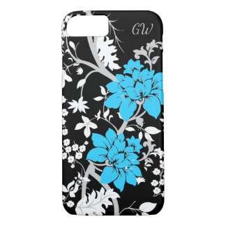 Personalized Modern floral iPhone 7 Case