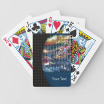 Personalized Modern Playing Cards