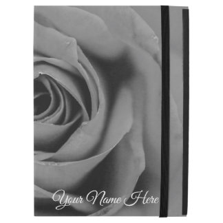 Personalized Monochromatic Rose Mother iPad Case