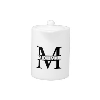 Personalized Monogram and Name