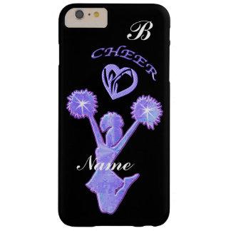 Personalized, Monogram Cheerleader iPhone Cases