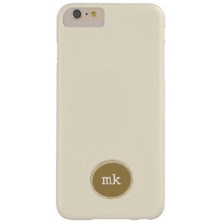 Personalized Monogram iPhone 6 Plus Case
