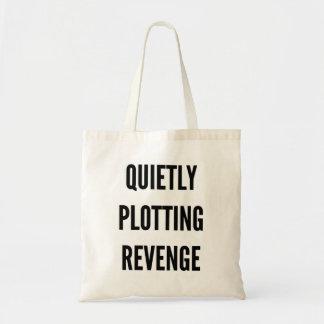 Personalized monogram quietly plotting revenge