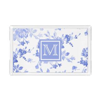 Personalized Monogram Vanity Tray