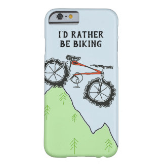 Personalized Mountain Bike phone case