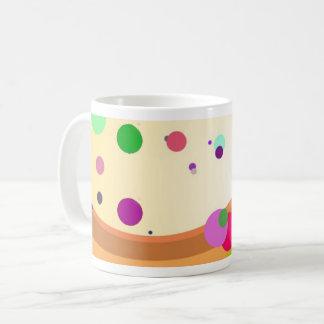 Personalized mug colors