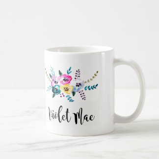 personalized mug, custom monogrammed mug