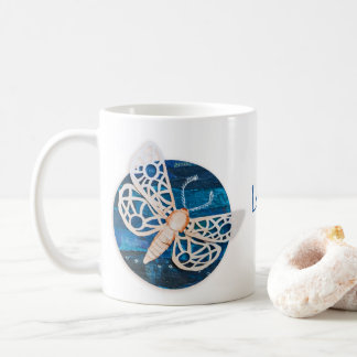 Personalized Mug with Night Moths