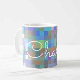 Personalized Multicolor Mug