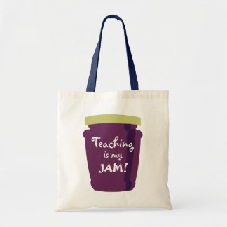 Personalized My Jam Tote