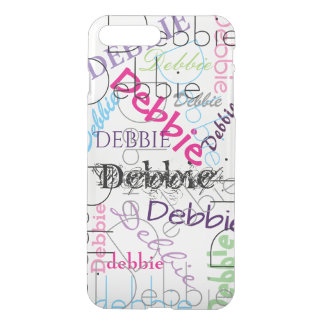 Personalized Name all Over iPhone 8 Plus/7 Plus Case