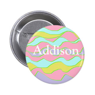 Personalized Name Button