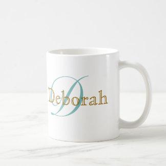 personalized name ~ monogram idea coffee mug