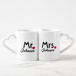 Lover Mugs is a perfect gift for a couple. This customize a mug or better two matching mugs!