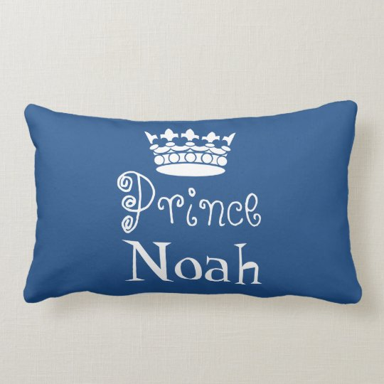 Personalized Name Princess Liam Pillow