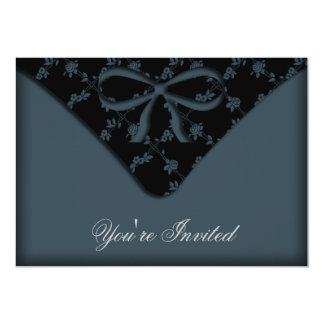 Personalized New Year's Day Party Invitation