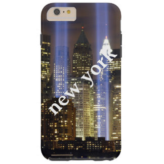 Personalized New York City Tough iPhone 6 Plus Case