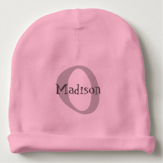 Personalized Newborn Hat | Custom Baby Name Baby Beanie