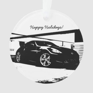 Personalized Nissan 370Z Ornament