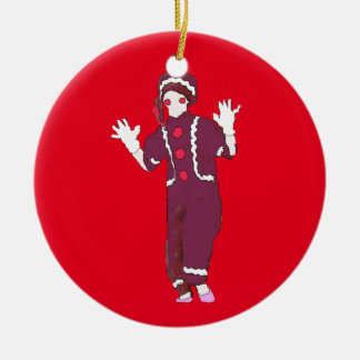 Personalized Nutcracker Ginger Snap Ornament