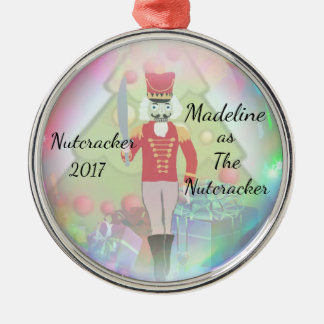 Personalized Nutcracker Ornament - The Nutcracker