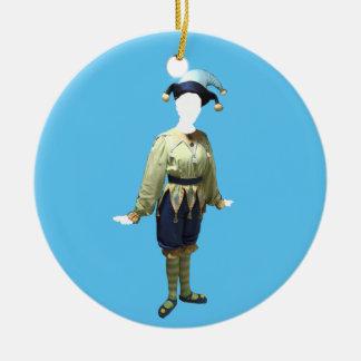 Personalized Nutcracker Polichinelle Ornament