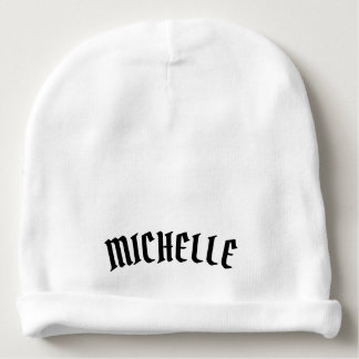 Personalized P1 Baby Beanie